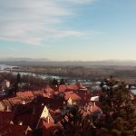 Ptuj, an ancient Roman settlement in Slovenia